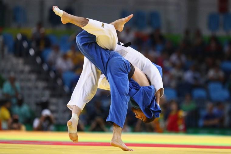 Image: Judo - Olympics: Day 4
