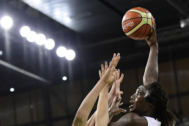 Image: BASKETBALL-OLY-2016-RIO-CHN-ESP