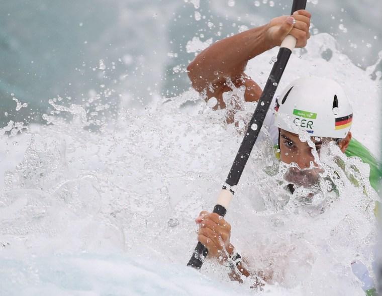 Image: Olympic Games 2016 Canoe Slalom