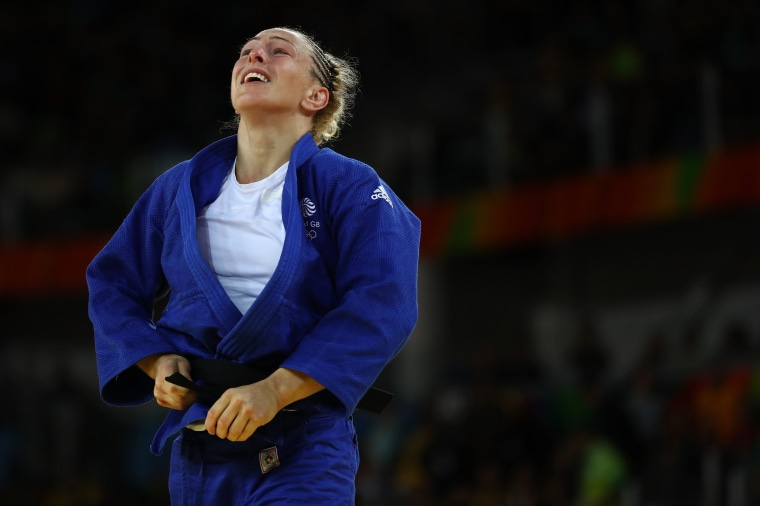 Image: Judo - Olympics: Day 5