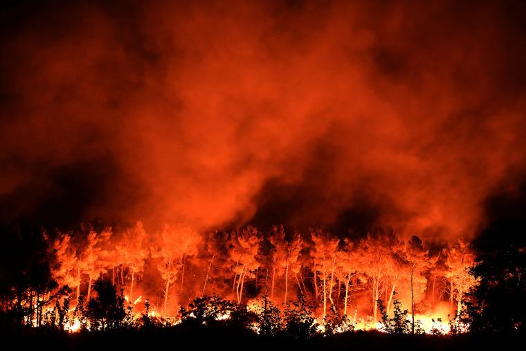 Image: Marseille-area-fire