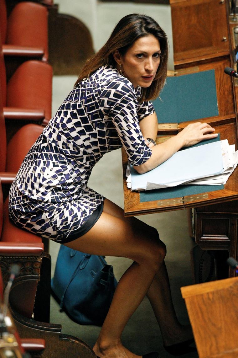 Image: Elvira Savino in 2011