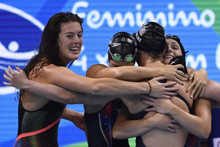 Image: SWIMMING-OLY-2016-RIO