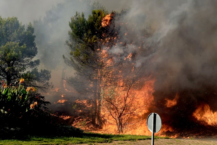 Image: FRANCE-FIRE
