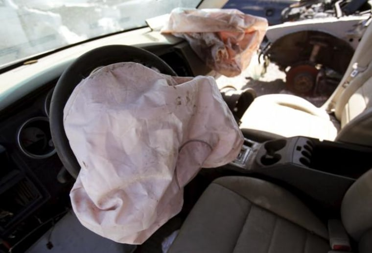 Airbags Ready For Retirement