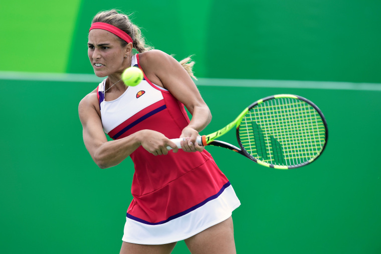 Monica Puig Tennis