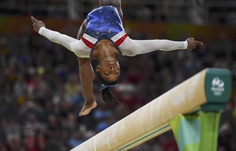 Image: 2016 Rio Olympics - Artistic Gymnastics - Women's Individual All-Around Final