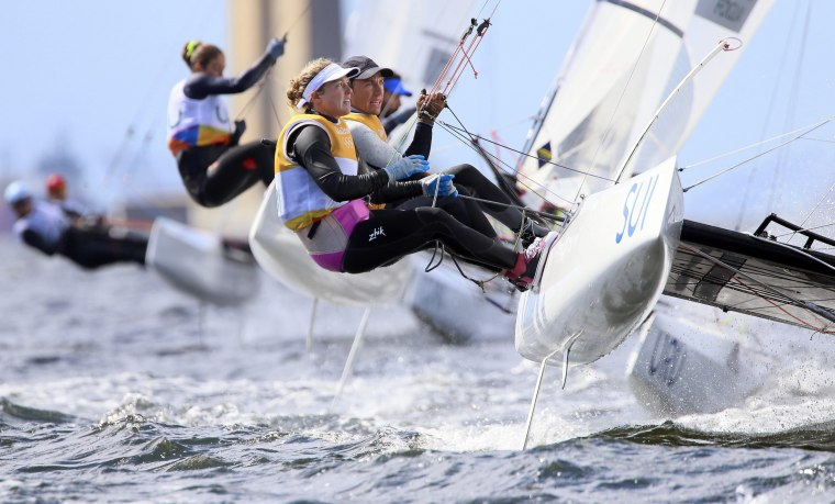 Image: Olympic Games 2016 Sailing