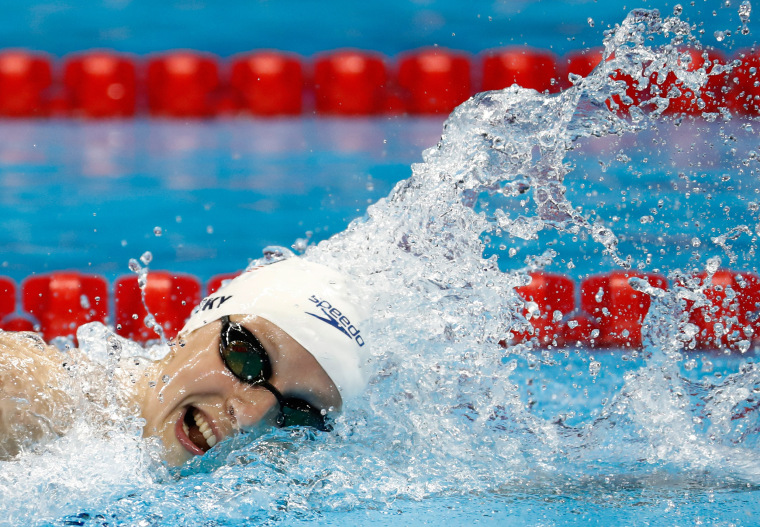 Image: *** BESTPIX *** Swimming - Olympics: Day 6