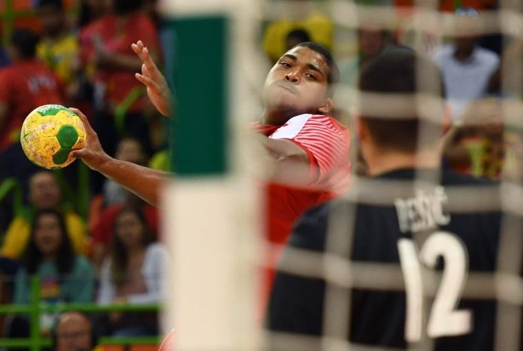 Image: Olympic Games 2016 Handball