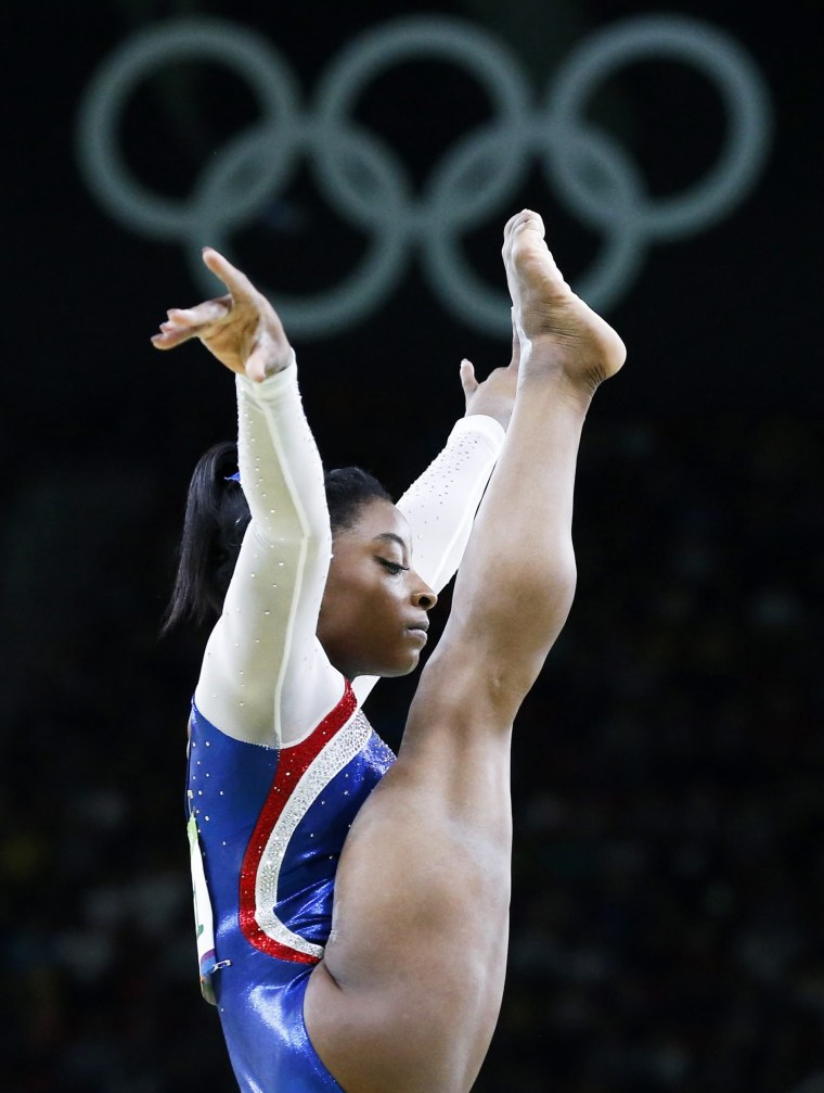 Image: Olympic Games 2016 Artistic Gymnastics