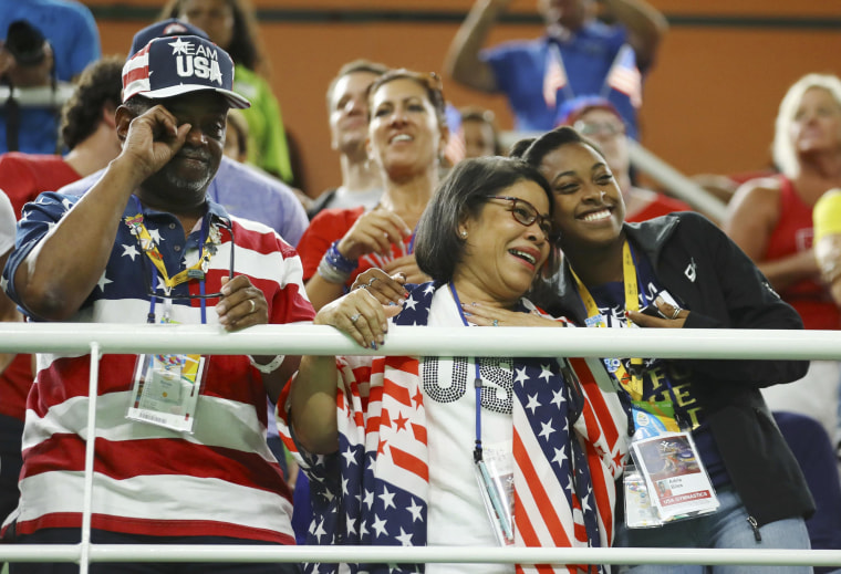 Image: 2016 Rio Olympics - Artistic Gymnastics - Final - Women's Team Final
