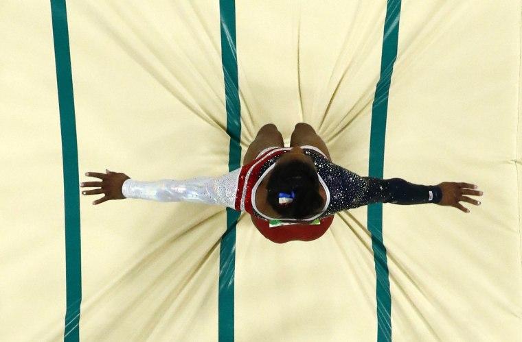 Image: Artistic Gymnastics - Women's Team Final