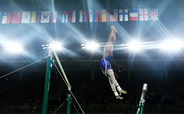 Image: Gymnastics - Artistic - Olympics: Day 6