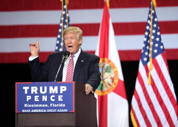 Image: US-VOTE-REPUBLICANS-TRUMP