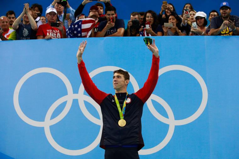 Image: Swimming - Olympics: Day 6