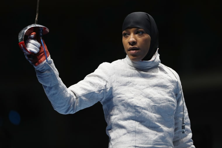 Fencing - Olympics: Day 3