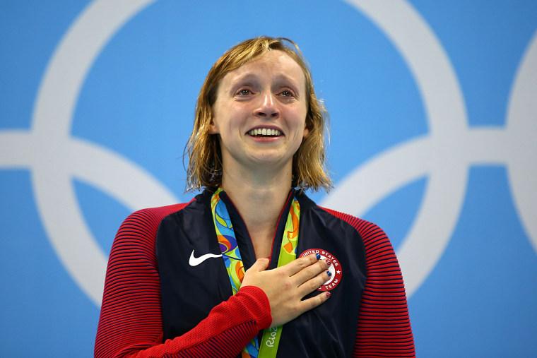 Image: Swimming - Olympics: Day 7