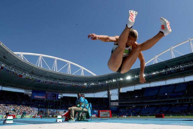 Image: BESTPIX - Athletics - Olympics: Day 8