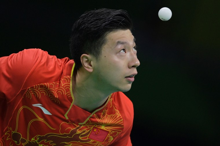 Image: TABLE TENNIS-OLY-2016-RIO