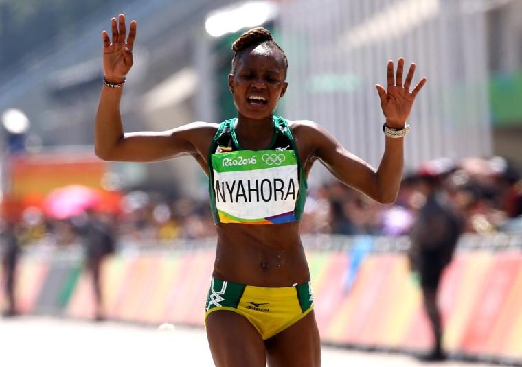 Image: Athletics - Women's Marathon