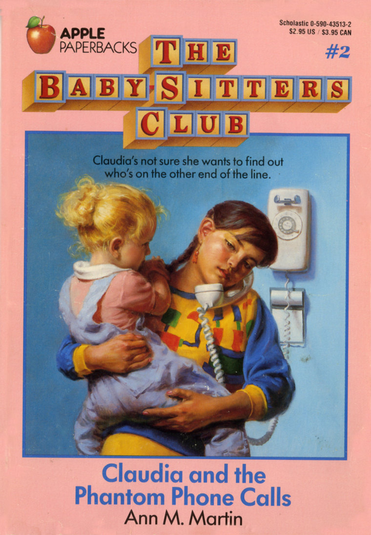 The baby-sitters club book