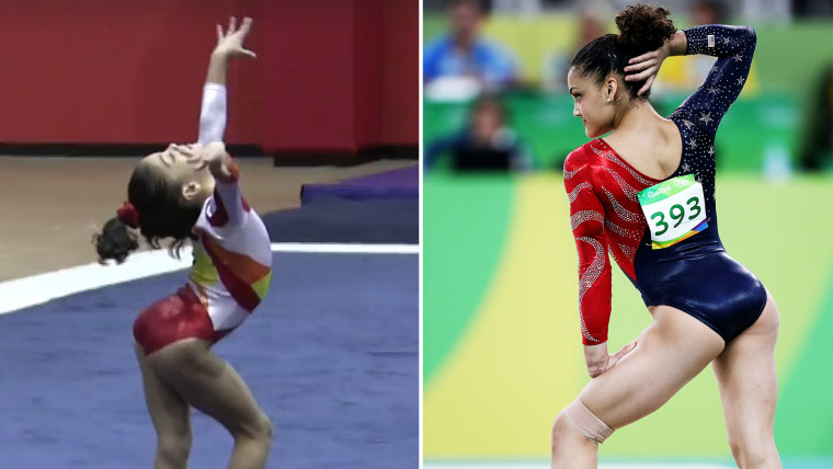Gymnast Laurie Hernandez Was Destined For Greatness And This Throwback Video Proves