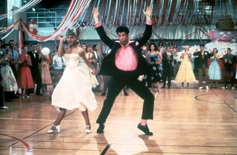 Image: 'Grease' the movie musical
