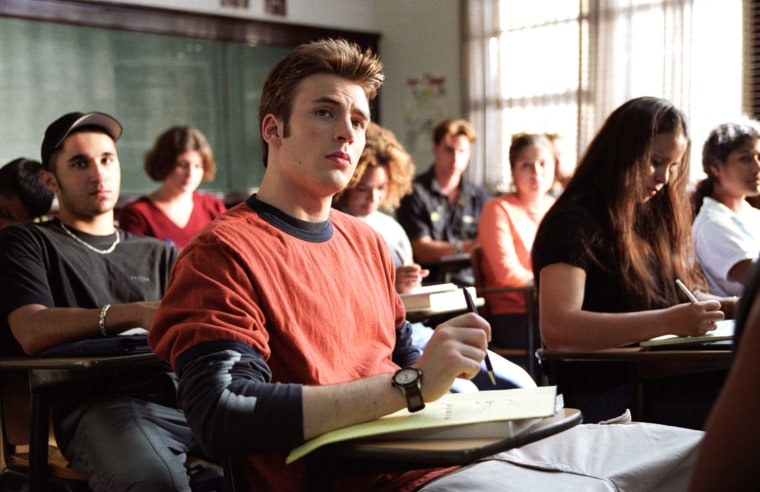 THE PERFECT SCORE, Chris Evans, 2004, (c) Paramount/courtesy Everett Collection