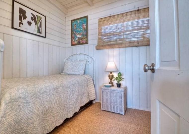 Eve Plumb's Malibu home