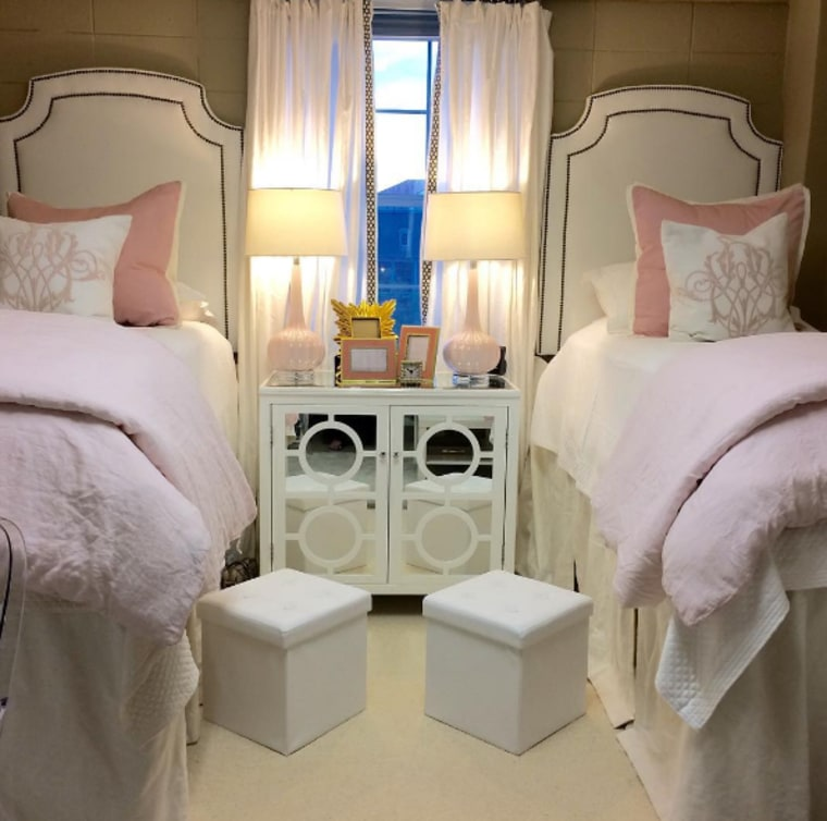 Ole Miss Dorm Room Goes Viral With Amazing Design Makeover
