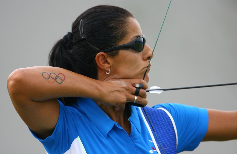 Khatuna Lorig archery