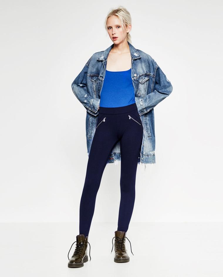 Zara push-up leggings