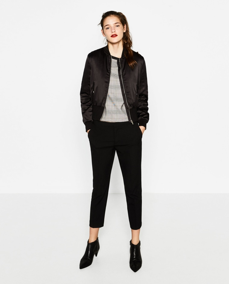 df6044564 Bomber jackets: How to wear fall's biggest trend
