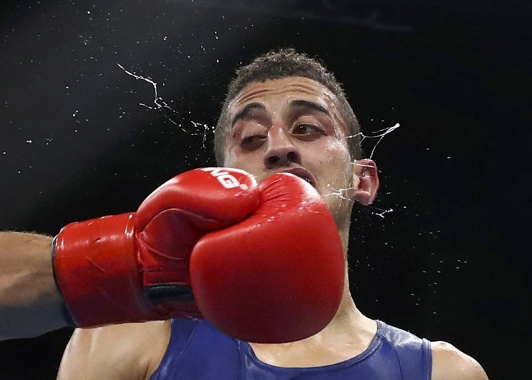 Image: Boxing - Men's Fly (52kg) Round of 16 Bout 207