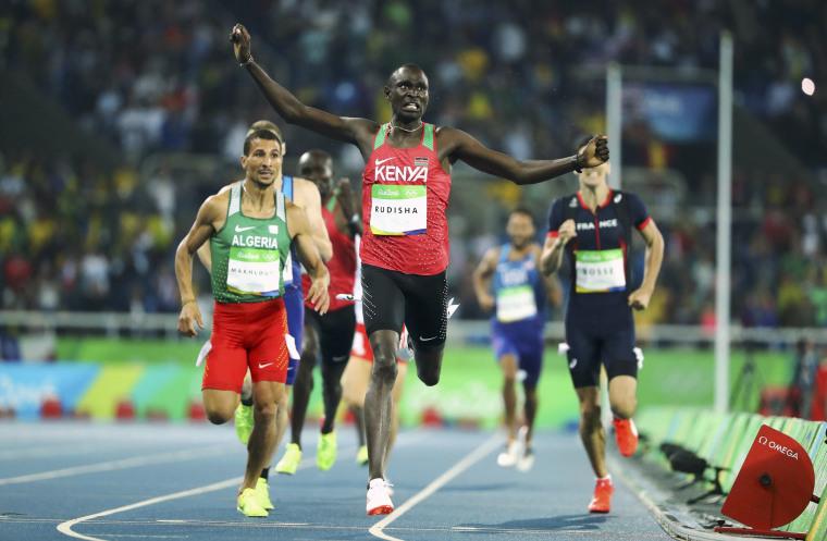 Image: Athletics - Men's 800m Final