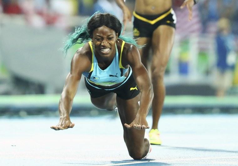 Image: Athletics - Women's 400m Final