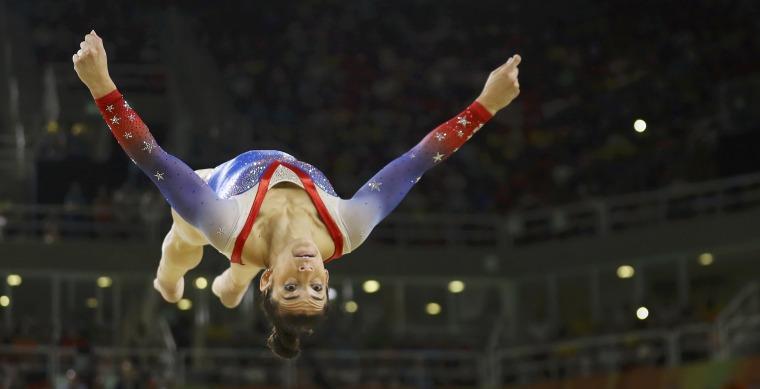 Image: 2016 Rio Olympics - Artistic Gymnastics - Women's Floor Final
