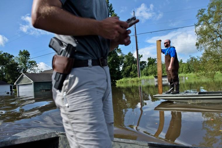 Image: US-WEATHER-FLOODS
