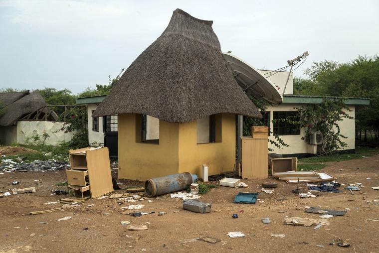 IMAGE: July attack in Juba, South Sudan