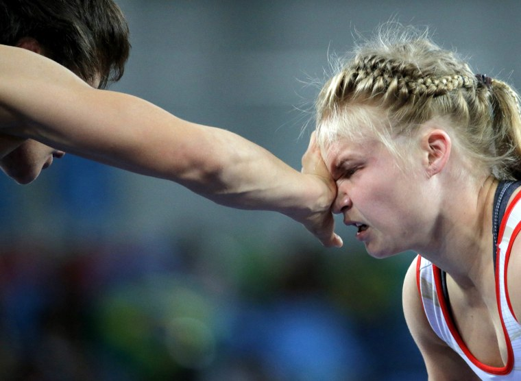 Image: Olympic Games 2016 Wrestling Freestyle