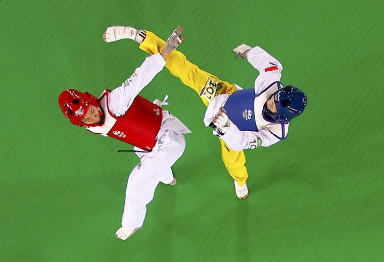 Image: Taekwondo - Women's - 49kg Preliminary Round