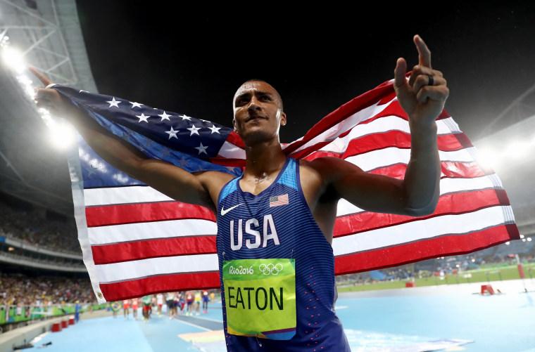 Image: Athletics - Olympics: Day 13