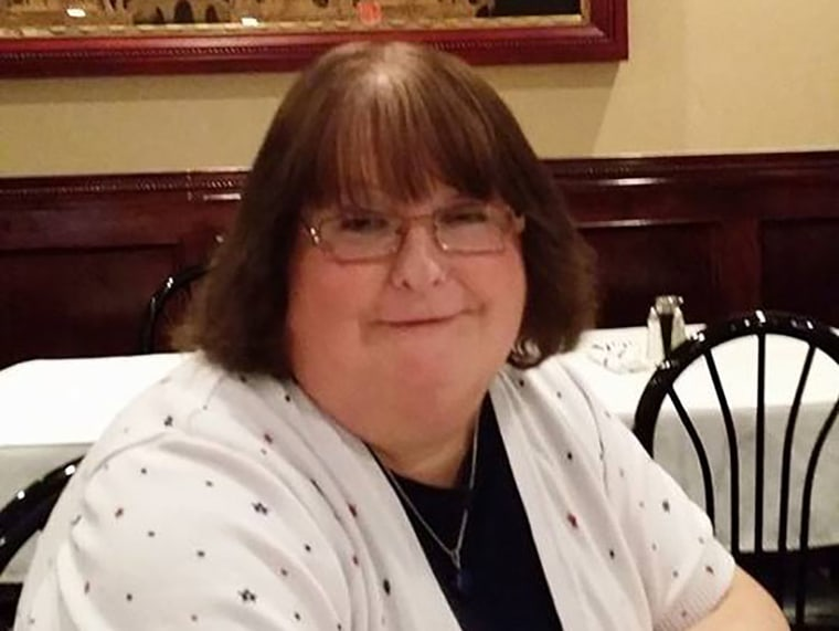 Aimee Stephens, a transgender woman, was fired in 2013 from a Detroit-area funeral home.