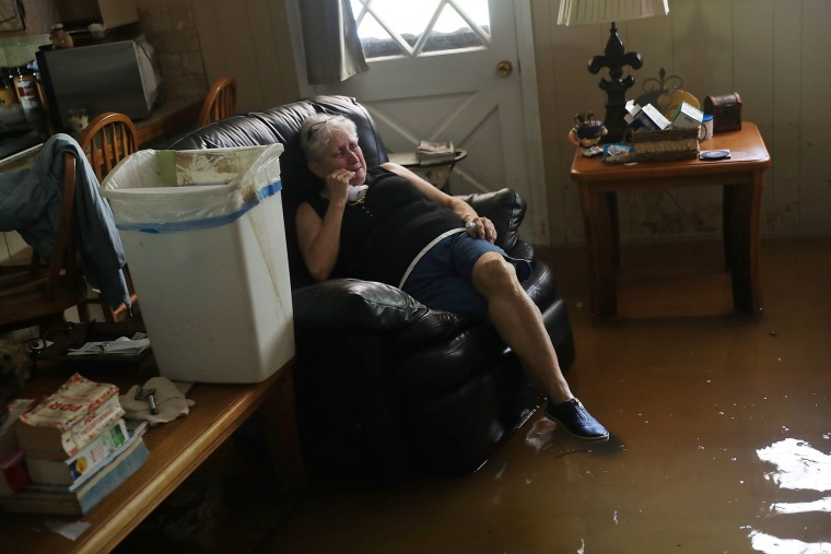 Image: BESTSPIX - Torrential Rains Bring Historic Floods To Southern Louisiana