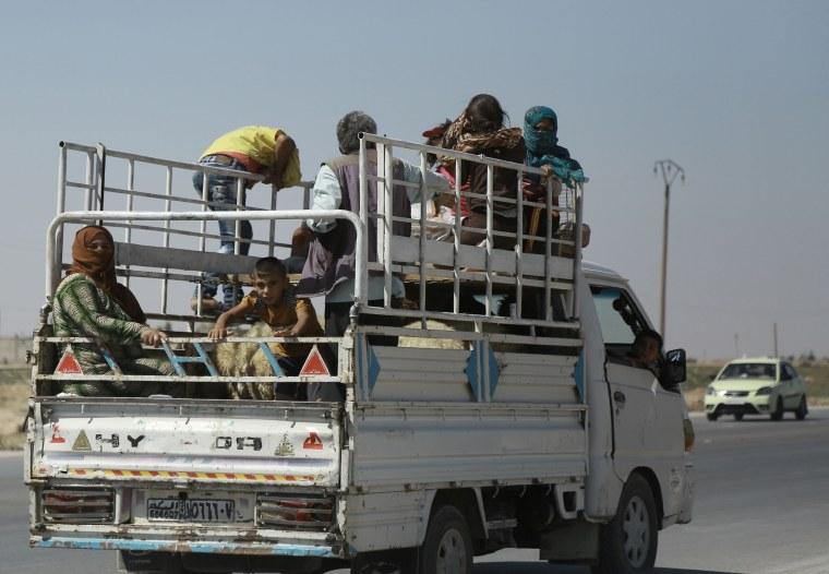 Image: SYRIA-CONFLICT-KURDS