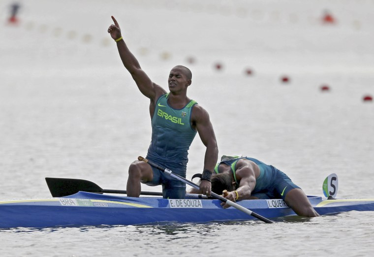 Image: Canoe Sprint - Men's Canoe Double (C2) 1000m - Final A
