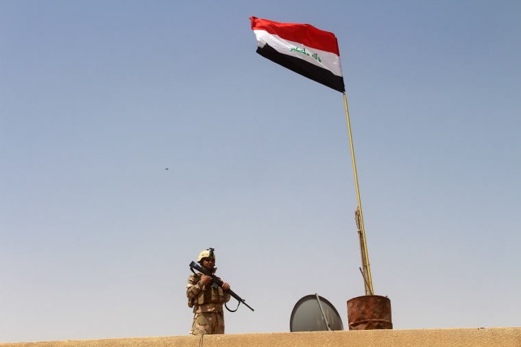 Image: Iraq flag