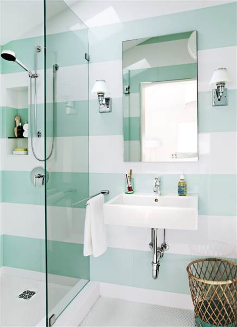 House Beautiful tips on how to make a small room bigger
