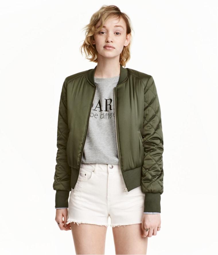 H&M Pilot Jacket